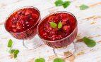 Receta de fresas al Oporto