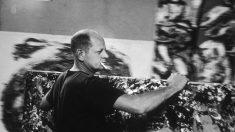 El artista Jackson Pollock @Getty