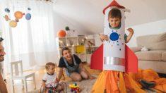 Descubre distintos juegos y actividades que podemos hacer con los niños de todas las edades en casa