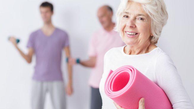 mantener en forma a los mayores