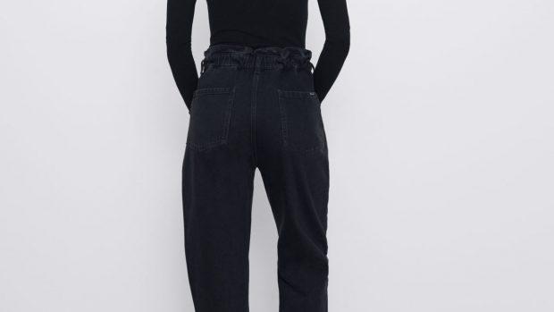Zara tiene unos pantalones que puedes comprarte sin probar