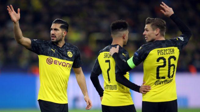Borussia Dortmund coronavirus