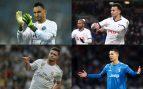 futbolistas cuarentena