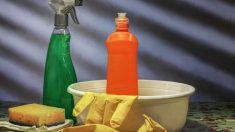 Posibles productos de limpieza que pueden eliminar al coronavirus en casa