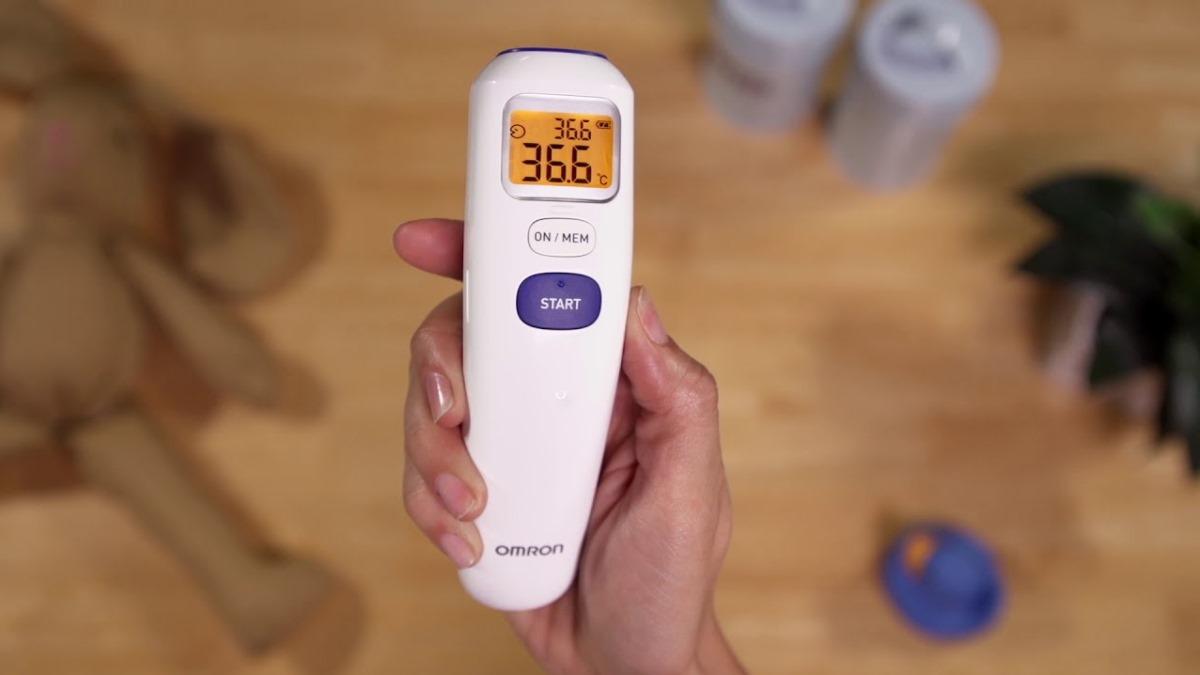 Los termómetros digitales son mucho más cómodos que los de mercurio