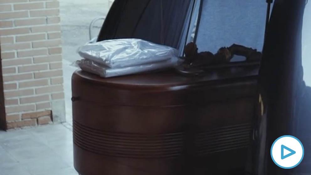 El drama de las funerarias en la crisis del coronavirus.