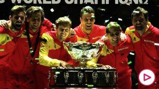 Copa Davis Madrid CORONAVIRUS