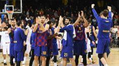Los jugadores del Barcelona. (fcbarcelona.es)