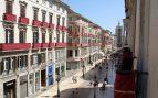 Podemos destacar la calle Larios de Málaga, ya que es una de las más importantes de la ciudad.