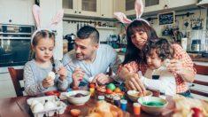 Pasos para decorar huevos de Pascua de forma sencilla durante estos días