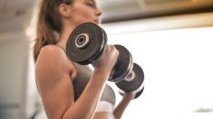 Los ejercicios con pesas son muy efectivos y beneficiosos para el cuerpo