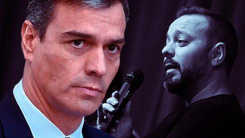 Pedro Sánchez y Antonio Maestre.