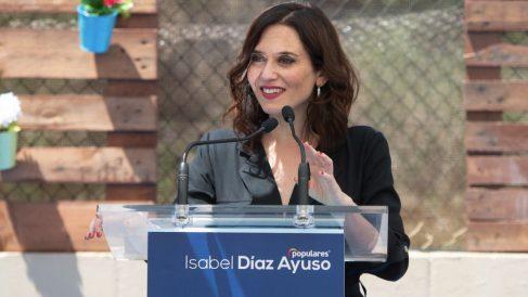 Isabel Díaz Ayuso en imagen de archivo. (Foto: PP)