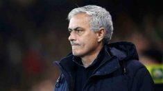 José Mourinho, técnico del Tottenham. (AFP)