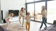 Diferentes juegos tradicionales que podemos jugar en casa con los niños