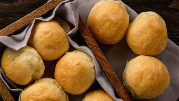 Recetas de confinamiento: Pan casero sin horno ni levadura