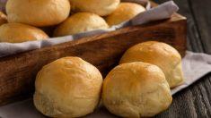 Pan casero sin horno ni levadura