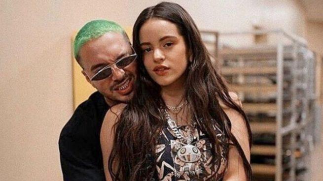 Instagram: Rosalía y Jbalvin podrían ser algo más amigos
