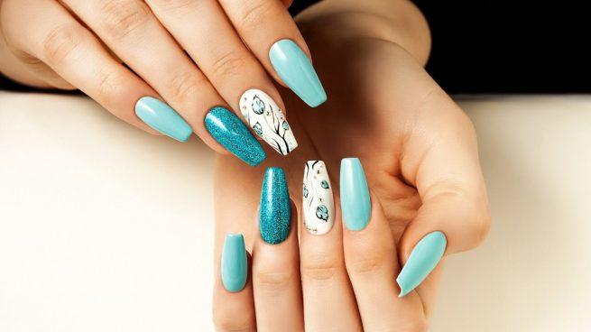 tratar las uñas de gel