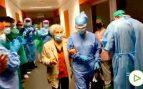 Pepita, la anciana de 95 años que se convierte en un símbolo de esperanza tras derrotar al coronavirus