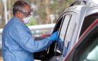 Ya se pueden hacer pruebas de coronavirus desde el coche en 21 pueblos de Jaén