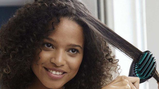 Cepillos alisadores: ¿funcionan? ¿son para todo tipo de cabello?