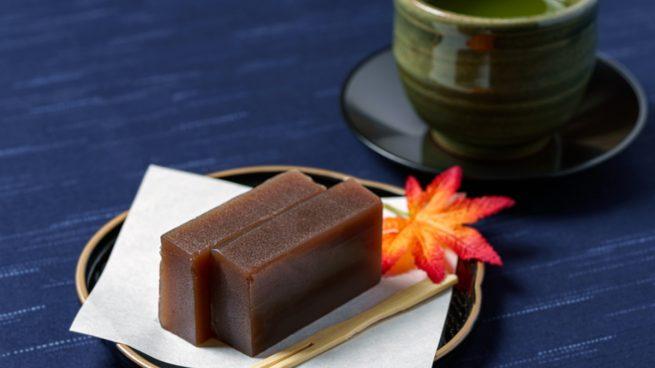 Receta de Imoyokan o dulce de boniato japonés