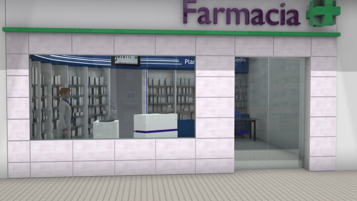 Las farmacias de Andalucía se ofrecen para vacunar de la gripe.