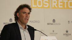 Gerard Tsobanian, presidente y CEO del Mutua Madrid Open. (Europa Press)