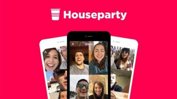 Houseparty es la app más descarga en las últimas semanas