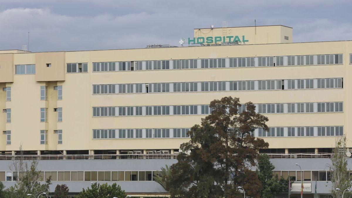 Hospital Clínico Málaga.
