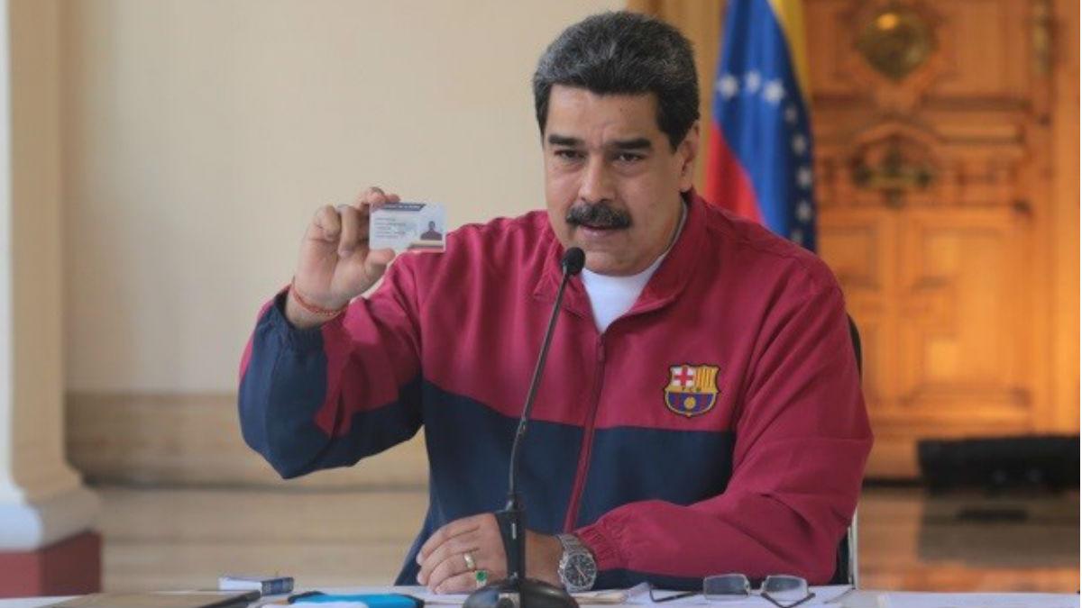 El dictador de Venezuela, Nicolás Maduro. (Foto: Europa Press)