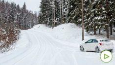 Temporal de nieve: ¿qué debes llevar en el maletero?