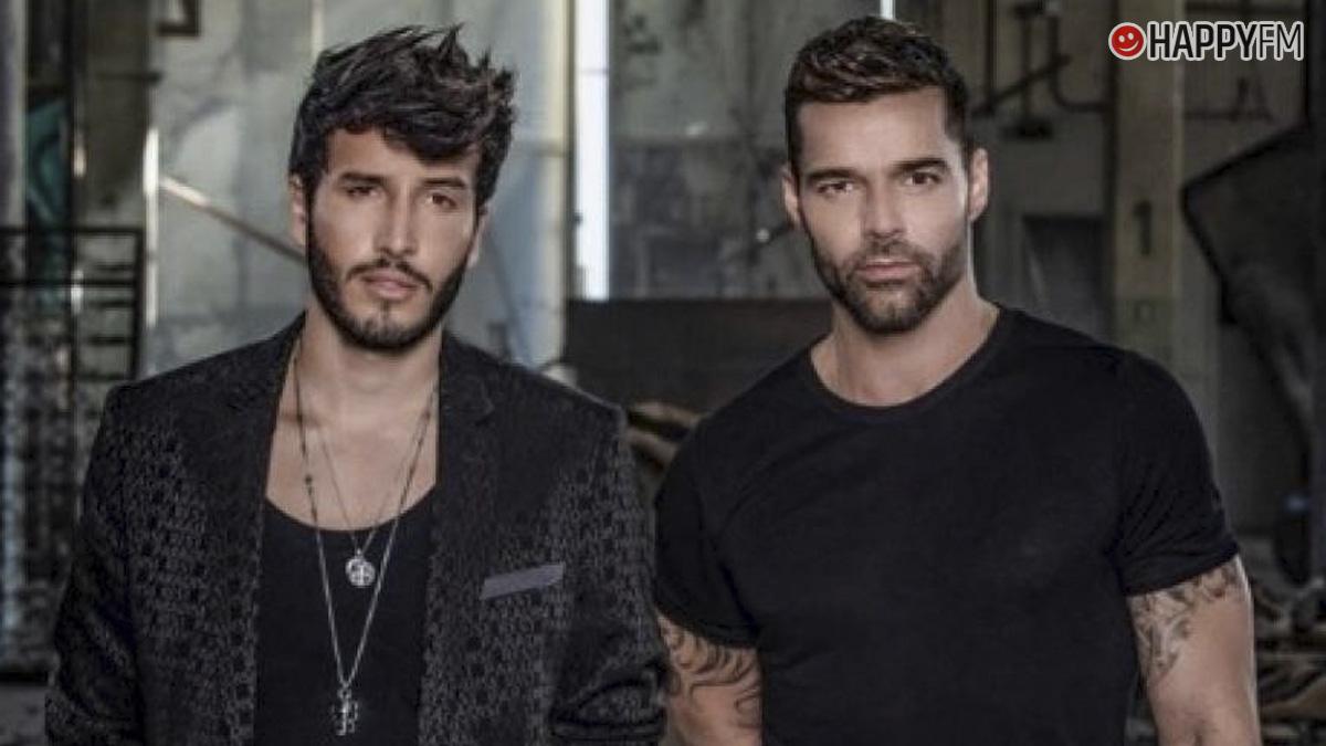 Ricky Martin y Sebastián Yatra