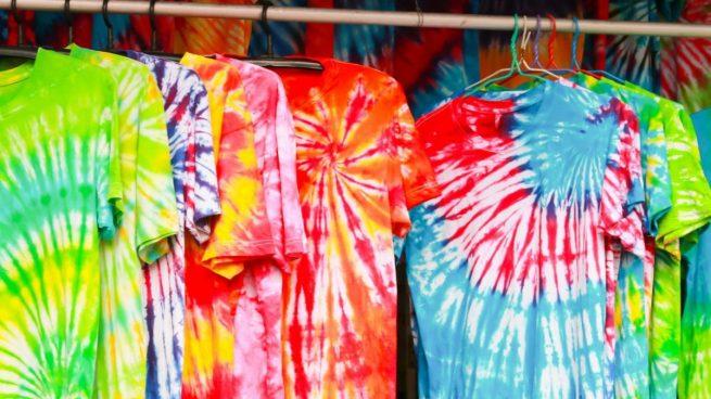 teñir camisetas como pilar rubio