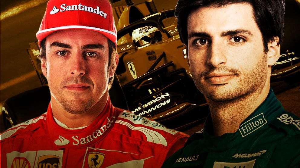 Carlos Sainz, segundo piloto español de la historia en ganar un Gran Premio de F1.