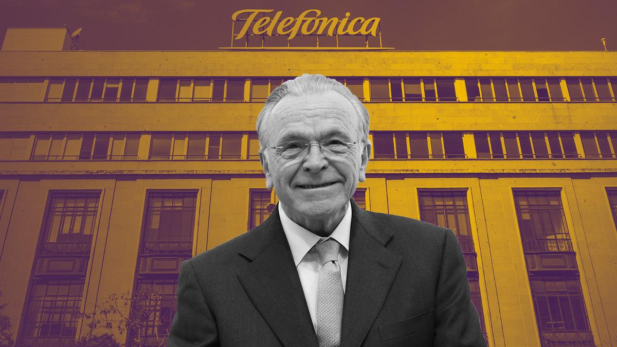 Isidre Fainé, consejero de Telefónica y presidente de Criteria.