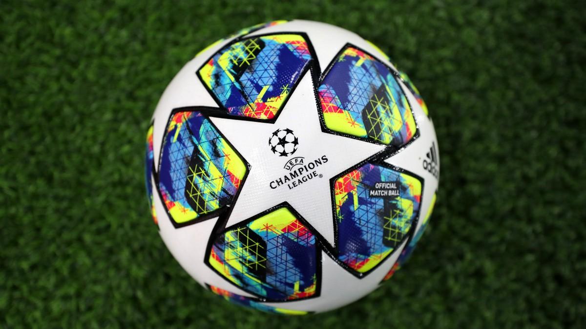 Balón de la Champions. (Getty)