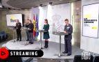 Rueda de prensa del Comité de Gestión Técnica sobre la última hora del coronavirus, en directo
