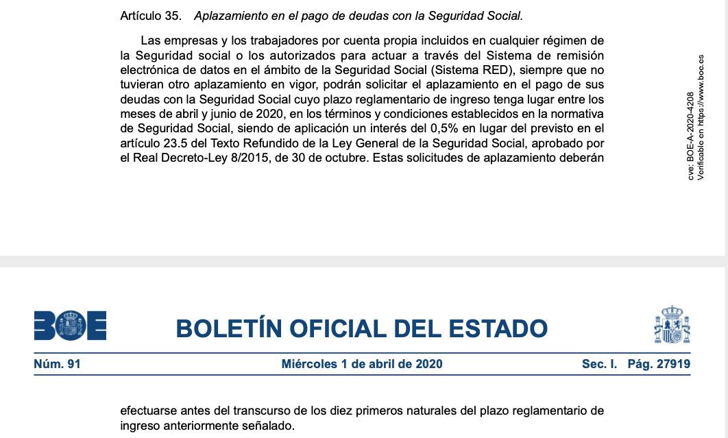 Sánchez vuelve a timar a los autónomos: les cobrará intereses por aplazar las cuotas de la Seguridad Social