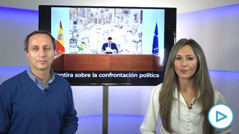 Las seis mentiras de Sánchez durante la crisis del coronavirus