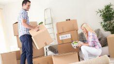 A muchas personas les surge la necesidad de cambiarse de casa durante la cuarentena