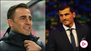 cannavaro casillas