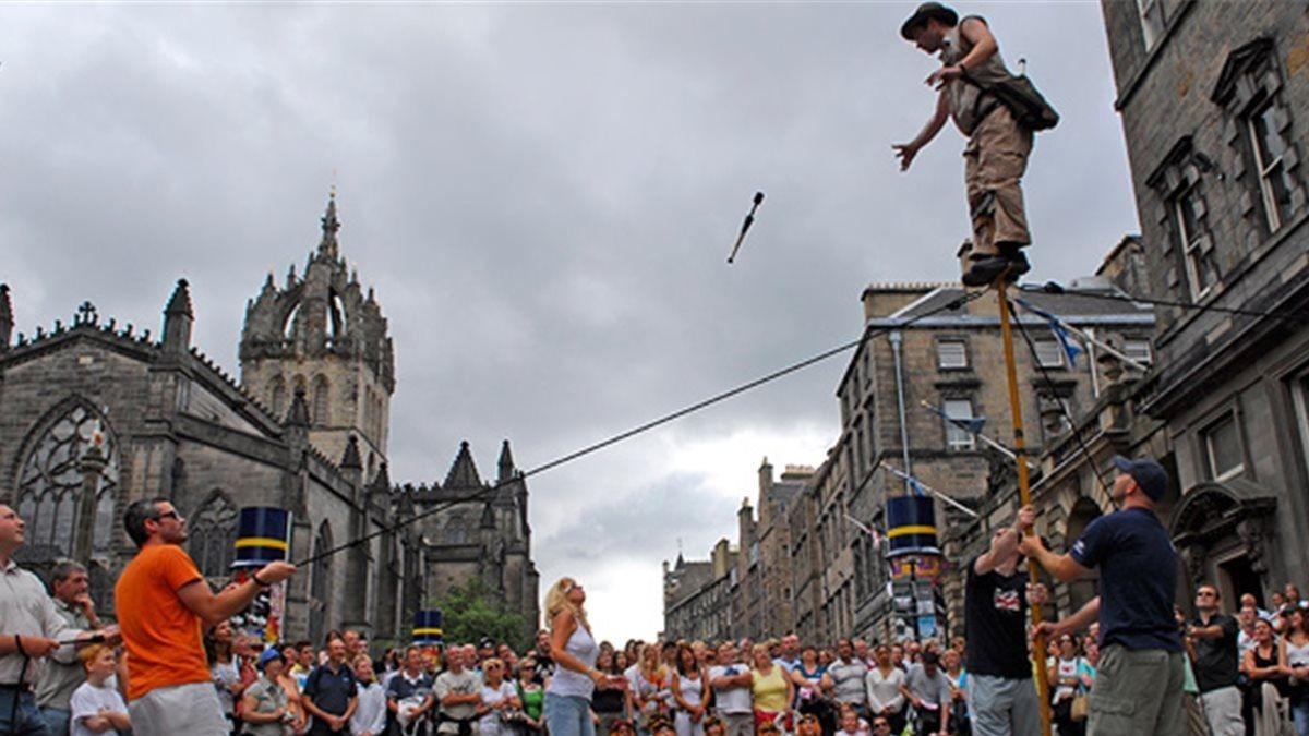El coronavirus obliga a cancelar todos los festivales de Edimburgo de agosto