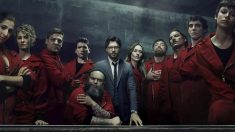 'La casa de papel' llega a Netflix mañana viernes, 3 de abril