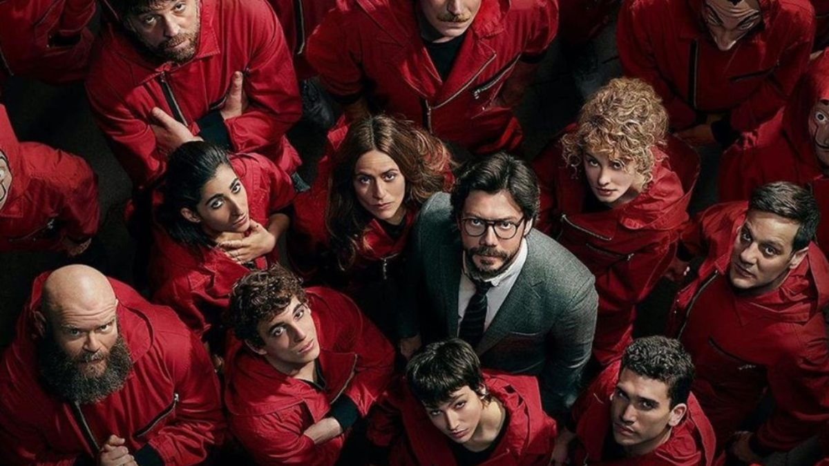 Netflix estrena la cuarta temporada de 'La casa de papel'