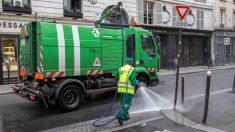 Perfeccionan medidas de desinfección de las calles