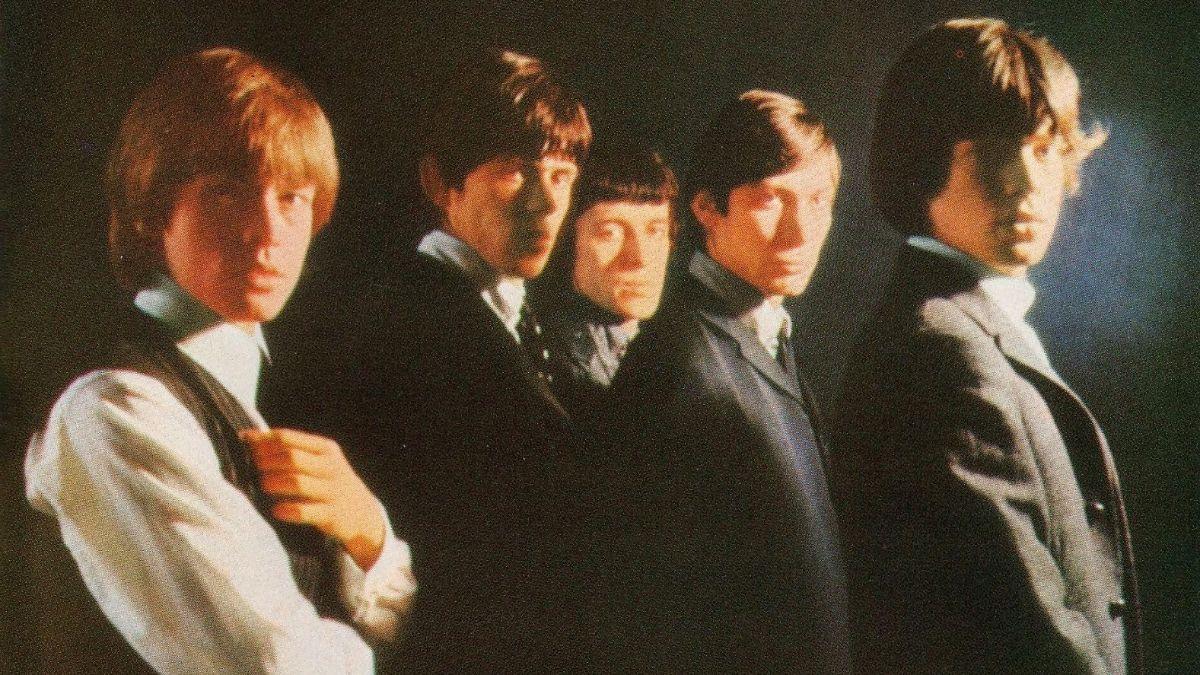 El 16 de abril de 1964 se lanzó el primer disco de The Rolling Stones