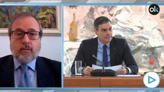 El abogado y profesor de derecho constitucional Daniel Berzosa