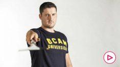David Cal, referente en la UCAM.